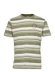 Tee Ambitious Regular fit - OIL GREEN