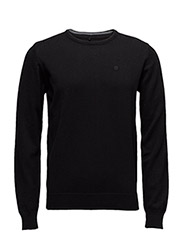 Knit Pullover - NOOS - BLACK