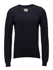 Knit Pullover - NOOS - NAVY