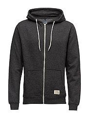 BHNOAH sweatshirt - CHARCOAL