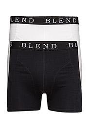 Underwear 2-pack NOOS - BLACK/WHITE