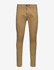 Blend - BHNATAN pants NOOS - chino's - sand brown - 0