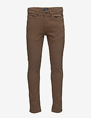 Blend - Pants - casual trousers - mocca brown - 0