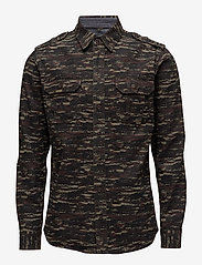 Blend - Shirt - chemises business - burnt olive - 0