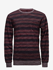 Blend - Sweatshirt - sweats - wine red - 0
