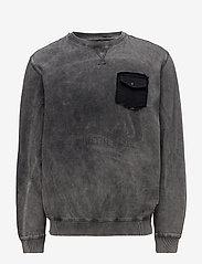 Blend - Sweatshirt - basic sweatshirts - granite - 0