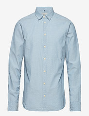 Blend - Shirt - business shirts - soft blue - 0