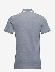Blend - BHNATE poloshirt NOOS - polos à manches courtes - denim blue - 1