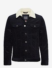Blend - Outerwear - denim jackets - dark navy blue - 0