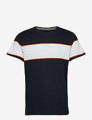 Blend - Tee - t-shirts basiques - dark navy - 0