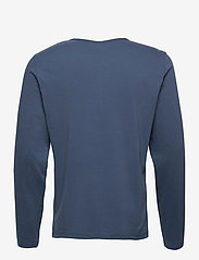 Blend - Tee - t-shirts basiques - dark denim - 1