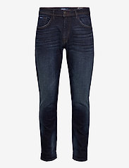 Blend - Jeans - Clean - slim jeans - denim dark blue - 1