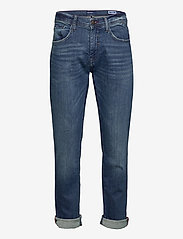 Blend - Jeans - Clean - slim jeans - denim middle blue - 0