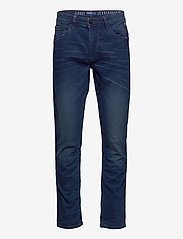 Blend - Jeans Jogg - skinny jeans - denim middle blue - 0