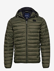 Blend - Outerwear - vestes matelassées - deep depths - 0