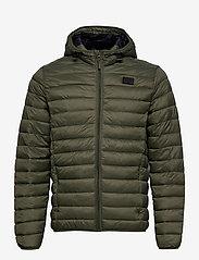 Blend - Outerwear - vestes matelassées - deep depths - 1