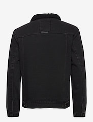 Blend - Outerwear - denim jackets - denim black - 1