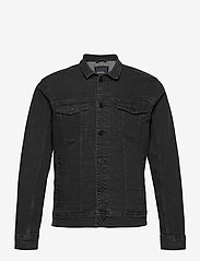 Blend - Outerwear - NOOS - denim jackets - denim black - 1