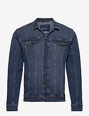 Blend - Outerwear - NOOS - spijkerjassen - denim dark blue - 0