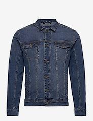 Blend - Outerwear - NOOS - spijkerjassen - denim dark blue - 1
