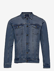 Blend - Outerwear - NOOS - spijkerjassen - denim middle blue - 1