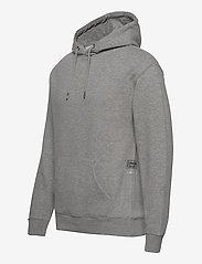 Blend - Sweatshirt - perus-college-paitoja - stone mix - 2