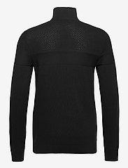 Blend - Cardigan - basic knitwear - black - 1