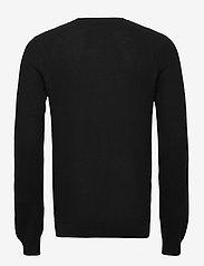 Blend - Pullover - stickade basplagg - black - 1