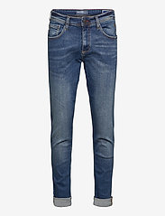 Blend - Jeans Multiflex - skinny jeans - denim middle blue - 0