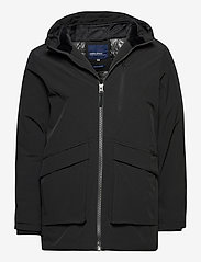 Blend - Outerwear - parka's - black - 0