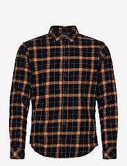 Blend - Shirt - ruutupaidat - black - 0