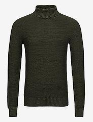 Blend - Pullover - stickade basplagg - rosin - 0