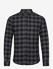 Blend - Shirt - chemises décontractées - iron gate - 0