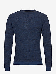 Blend - Pullover - basic knitwear - dark navy - 0