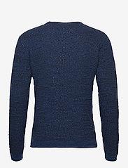 Blend - Pullover - stickade basplagg - dark navy - 1