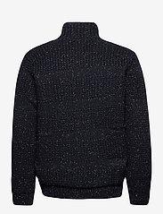Blend - Cardigan - basic knitwear - dark navy - 1