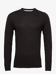 Blend - Pullover - basic knitwear - black - 0