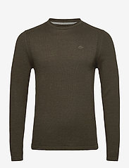 Blend - Pullover - basic knitwear - deep depths melange - 0