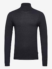 Blend - Pullover - tricots basiques - dark navy melange - 0