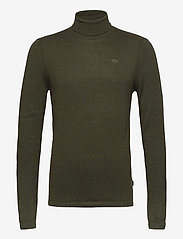 Blend - Pullover - basic gebreide truien - deep depths melange - 0