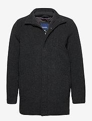 Blend - Outerwear - wollen mantels - charcoal mix - 0