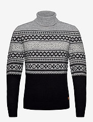 Blend - Pullover - knitted round necks - black - 0