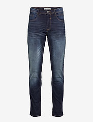 Blend - Twister fit - Clean - regular jeans - denim dark blue - 0