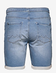 Blend - Denim Jogg shorts - denim shorts - denim middle blue - 1