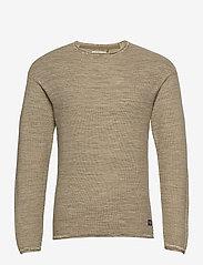 Pullover - LEAD GRAY