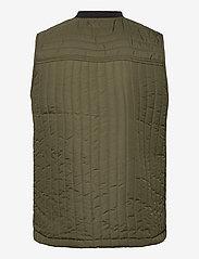 Blend - Outerwear - vests - dusty olive - 1