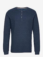 Blend - T-shirt - t-shirts basiques - dark denim - 0