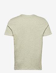 Blend - Tee - basic t-shirts - oil green - 1