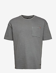 Blend - Tee Ambitious Regular fit - basic t-shirts - quiet shade - 0