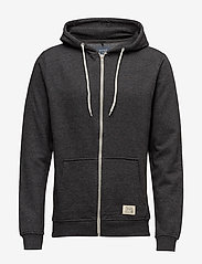 Blend - BHNOAH sweatshirt - hupparit - charcoal - 0